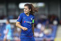 Karen Carney of Chelsea Ladies during Chelsea Women vs Manchester City Women, FA Women's Super League FA WSL1 Football at Kingsmeadow on 9th September 2018