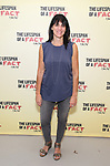 Leigh Silverman attends the cast photo call for 'The Lifespan of a Fact' at the New 42nd Street Studios on September 6, 2018 in New York City.