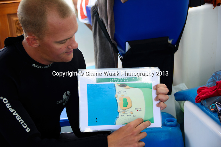 Morten's Dive Brief at Crystal Bay