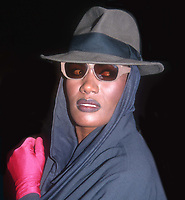 Grace Jones 1993<br /> Photo By John Barrett/PHOTOlink