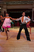 Blacpool Danca Festival is the most famous event among dance competiptions held in Empress Ballroom Wintergardens, Blacpool, United Kingdom. Wednesday, 27. May 2009. ATTILA VOLGYI<br /> Published on DanceSport Info do not copy!