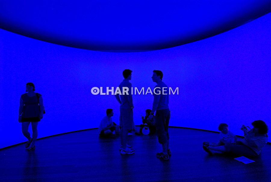 Museu de Arte Moderna, MoMa. New York. EUA. 2008. Foto de Vinicius Romanini.