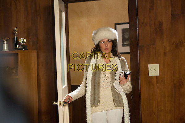 GINA BELLMAN.in Levrage.(Season 1, Episode 9: The Snow Job).*Filmstill - Editorial Use Only*.CAP/FB.Supplied by Capital Pictures.