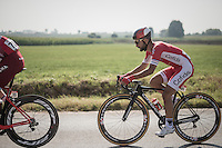 Nacer Bouhanni (FRA/Cofidis)<br /> <br /> 12th Eneco Tour 2016 (UCI World Tour)<br /> stage 3: Blankenberge-Ardooie (182km)