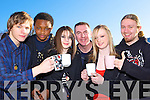 COFFEE LAUNCH: xx, Siobha?n Murphy, Peter Njhia, Vicky Steinbeck, Tim O'Donoghue (KDYS CEO) and Harry Cunningham launching the KDYS coffee morning which will be held on Monday December 8th in the KDYS centre Killarney.   Copyright Kerry's Eye 2008