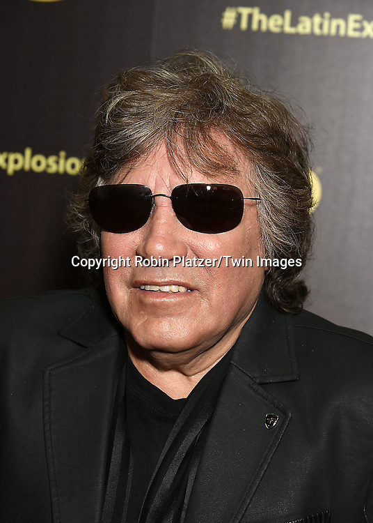 Jose Feliciano attends the HBO premiere of &quot;The Latin Explosion: A New America&quot; on November 10, 2015 at the Hudson Theater in New York City, New York, USA.<br /> <br /> photo by Robin Platzer/Twin Images<br />  <br /> phone number 212-935-0770
