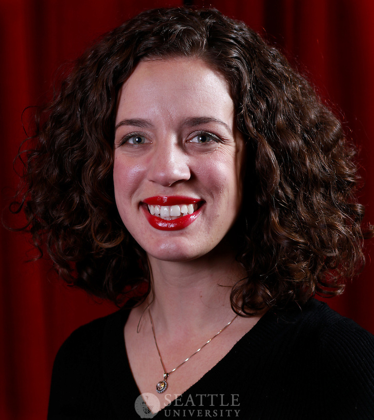 January 2017- Faculty and staff headshot sessions.<br /> <br /> Angela White Reunion Manager in Alumni Relations.