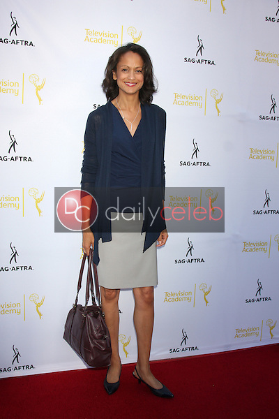 Anne-Marie Johnson<br />