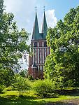 Olsztyn, 2014-05-18. Kościół Garnizonowy p.w. Matki Bożej Królowej Polski.