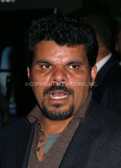 "Actor Luis Guzman attending the premiere of ""Punch-Drunk Love"" during the New York Film Festival. New York, October 5, 2002. Please byline: Alecsey Boldeskul/NY Photo Press.   ..*PAY-PER-USE*      ....NY Photo Press:  ..phone (646) 267-6913;   ..e-mail: info@nyphotopress.com"