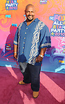 LOS ANGELES, CA. - August 02: Kevin Michael Richardson arrives at the FOX 2010 Summer TCA All-Star Party at Pacific Park - Santa Monica Pier on August 2, 2010 in Santa Monica, California.
