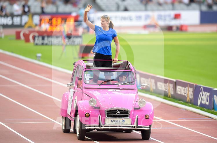 Dafne Schippers ( 200m femmes )