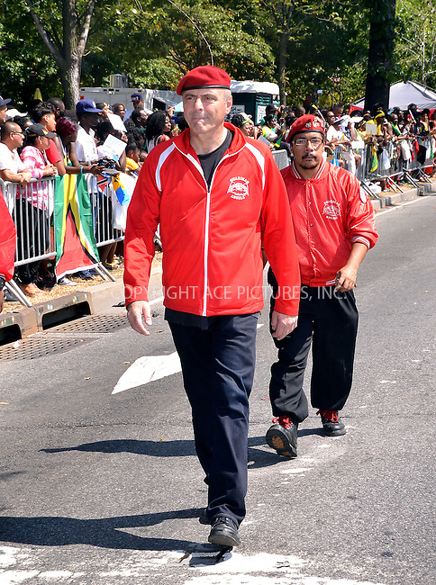 WWW.ACEPIXS.COM<br /> <br /> September 7 2015, New York City<br /> <br /> Guardian Angel founder Curtis Sliwa attends the 2015 West Indian Day Parade on September 7 2015 in New York City<br /> <br /> <br /> By Line: Curtis Means/ACE Pictures<br /> <br /> <br /> ACE Pictures, Inc.<br /> tel: 646 769 0430<br /> Email: info@acepixs.com<br /> www.acepixs.com