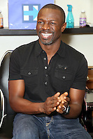 PHILADELPHIA, PA - AUGUST 19 :  Actor Sean Patrick Thomas pictured at Philly Cuts Unisex Salon for the Democratic Philadelphia voter registration launch in Philadelphia, Pa on August 19, 2016  photo credit Star Shooter/MediaPunch