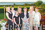 ANNIVERSARY: Having a great time celebrating the 20th anniversary of Keane's of Curraheen on Saturday l-r: Maggie Keane, Kathleen Keane, Aimee Byrne, Julia Keane, Bridget Keane, Kathleen Byrne and Myra Costelloe...
