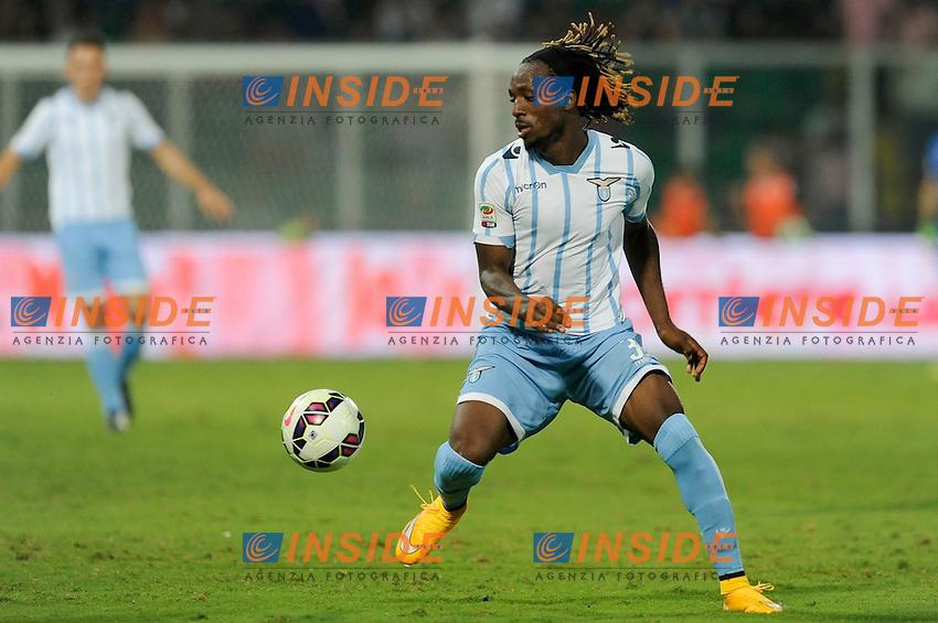 Pedro Luis CAvanda LAzio <br /> Palermo 29-09-2014 Stadio La Favorita, Football Calcio Serie A Palermo - Lazio. Foto Insidefoto