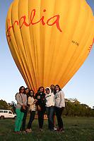 20131009 October 09 Hot Air Balloon Gold Coast