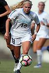 21 August 2016: North Carolina's Megan Buckingham. The University of North Carolina Tar Heels hosted the University of North Carolina Charlotte 49ers in a 2016 NCAA Division I Women's Soccer match. UNC won the game 3-0