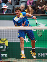 30-05-13, Tennis, France, Paris, Roland Garros,  Guido Fella