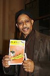 "Ruben Santiago-Hudson (Another World ""Billy Cooper"", All My Children, Person of Interest, Castle, West Wing) stars in Broadway's Stick Fly at the Cort Theatre, New York City, New York on December 17, 2011.(Photo by Sue Coflin/Max Photos)"