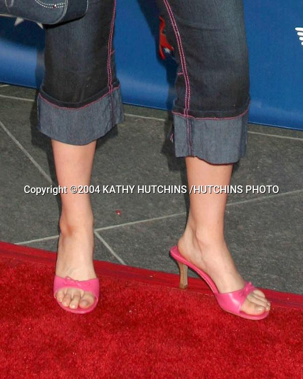 "©2004 KATHY HUTCHINS /HUTCHINS PHOTO.PREMIERE OF ""TIGER CRUISE"".HOLLYWOOD, CA.JULY 27, 2004..KIMBERLY J. BROWN"