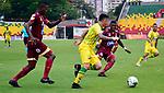 Atlético Bucaramanga igualó 1-1 ante Deportes Tolima. Fecha 7 Liga Águila II-2019.
