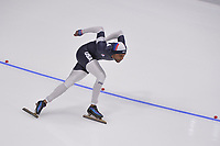 OLYMPIC GAMES: PYEONGCHANG: 23-02-2018, Gangneung Oval, Long Track, 1000m Men, Shani Davis (USA), ©photo Martin de Jong
