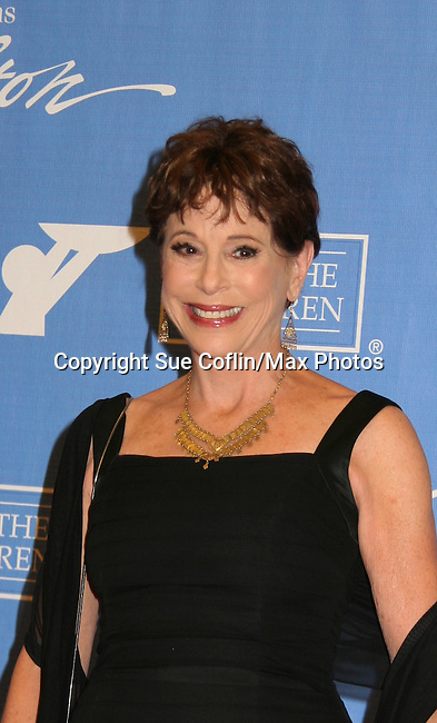 Presenter Louise Sorel - Days  - Press Room - 37th Annual Daytime Emmy Awards on June 27, 2010 at Las Vegas Hilton, Las Vegas, Nevada, USA. (Photo by Sue Coflin/Max Photos)