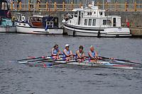 Thames Ditton Regatta.W Masters 4x .120. Weybr Ladies (Stones - Mas C)