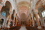 Israel, Jerusalem, The Basilica of St. Etienne (St. Stephen) was built between 1891 and 1901. Within is Ecole Biblique school of biblical archeology<br />