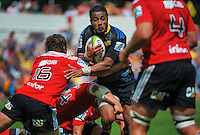 150131 Super Rugby Preseason - Hurricanes v Crusaders