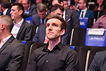 Defending champion Simon Yates (GBR) attended the official route for La Vuelta 19 was today announced at the ADDA auditorium in Alicante. The 74th edition of the Spanish race will take place between August 24th and September 15th 2019, setting out from Salinas de Torrevieja and ending in Madrid. 19th December 2018.<br /> Picture: Unipublic/Antonio Baixauli | Cyclefile<br /> <br /> <br /> All photos usage must carry mandatory copyright credit (© Cyclefile | Unipublic/Antonio Baixauli)