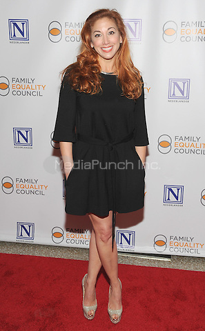 NEW YORK, NY - MAY 09: Lorin Lattaro attends the 11th Annual Family Equality Council Night at the Pier at Pier 60 on May 9, 2016 in New York City.  Photo Credit: John Palmer/Media Punch