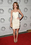 Jayma Mays at the Twenty-Seventh Annual PaleyFest: William S. Paley Television Festival honoring The Cast of Glee held at The  Saban Theatre in Beverly Hills, California on March 13,2010                                                                   Copyright 2010  DVS / RockinExposures