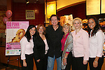 "Guiding Light's Frank Dicopoulos ""Frank Cooper"" donated his time for Young Women's Breast Cancer Awareness Foundation by going to Pittsburgh, PA on October 7, 2008 and went Pink with Panera. They visited three of 27 Panera Bread locations during the day where 100% of sales from their Pink Ribbon bagels went to the foundation and a portion of those sales all during the month of October. For more information go to www.breastcancerbenefit.org. The day started out with Star 100.7 and the hosts Kate and JR interviewed Frank Dicopoulos. The two actors then went to the CBS studio in Pittsburgh in the morning. The day was a great hit. (Photo by Sue Coflin/Max Photos)"
