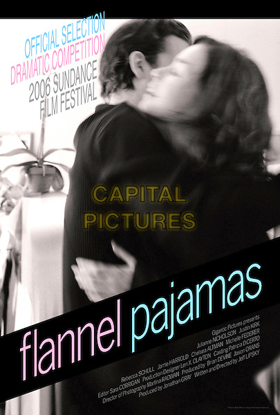 POSTER ART.in Flannel Pyjamas.*Editorial Use Only*.www.capitalpictures.com.sales@capitalpictures.com.Supplied by Capital Pictures.