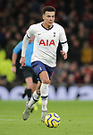 Tottenham's Dele Alli during the Premier League match at the Tottenham Hotspur Stadium, London. Picture date: 30th November 2019. Picture credit should read: Paul Terry/Sportimage