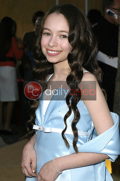 Jodelle Ferland<br />at the premiere of &quot;Silent Hill&quot;. The Egyptian Theatre, Hollywood, CA. 04-20-06<br />Jason Kirk/DailyCeleb.com 818-249-4998