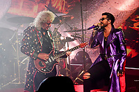 Queen + Adam Lambert Las Vegas 2018 Residency Show #10 on September 22. The Crown Jewels at The Park Theater