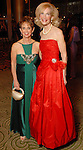 Evelyn Leightman and Diane Gendel at the Winter Ball held at the Hilton Americas Houston Saturday Jan. 10, 2009.(Dave Rossman/For the Chronicle)