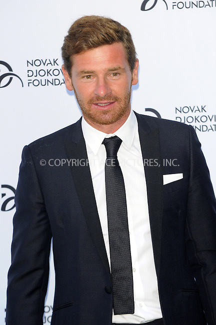 WWW.ACEPIXS.COM<br /> <br /> US Sales Only<br /> <br /> July 8 2013, London<br /> <br /> Andre Villas-Boas at the Novak Djokovic Foundation Gala Dinner at The Roundhouse on July 8 2013 in London<br /> <br /> By Line: Famous/ACE Pictures<br /> <br /> <br /> ACE Pictures, Inc.<br /> tel: 646 769 0430<br /> Email: info@acepixs.com<br /> www.acepixs.com