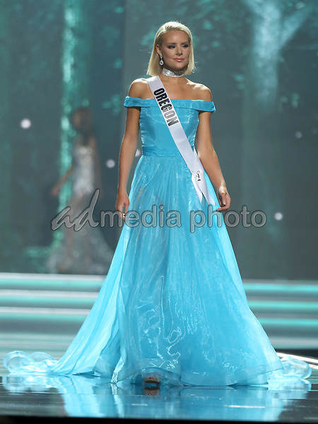 11 May 2017 - Las Vegas, Nevada -  Miss Oregon, Elizabeth Denny.  The 2017 Miss USA Preliminary Competition at Mandalay bay Event Center at Mandalay Bay resort and Casino.  Photo Credit: MJT/AdMedia