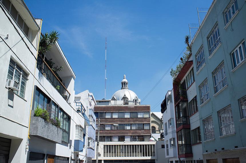 Street Scenes, Rio de Janiero, Colonia Roma, Mexico City