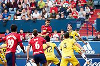 Lucas Torr&oacute; (medium; CA Osasuna) during the Spanish <br /> la League soccer match between CA Osasuna and CD Lugo at Sadar stadium, in Pamplona, Spain, on Saturday, <br /> April 28, 2018.