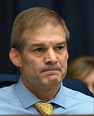 "United States Representative Jim Jordan (Republican of Ohio) questions FBI Deputy Assistant Director Peter Strzok during a joint hearing of the US House Committee on the Judiciary and the US House Committee on Oversight and Government Reform on ""Oversight of FBI and DOJ Actions Surrounding the 2016 Election"" on Capitol Hill in Washington, DC on Thursday, July 12, 2018. <br /> Credit: Ron Sachs / CNP<br /> (RESTRICTION: NO New York or New Jersey Newspapers or newspapers within a 75 mile radius of New York City)"