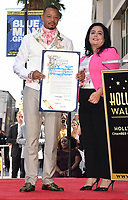 HOLLYWOOD - SEPTEMBER 24: Hollywood Chamber of Commerce, President/CEO Rana Ghadban and Terrence Howard attend the Hollywood Walk of Fame ceremony for Terrence Howard on September 24, 2019 in Hollywood, California. (Photo by Frank Micelotta/Fox/PictureGroup)