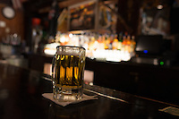 Beer at the saloon