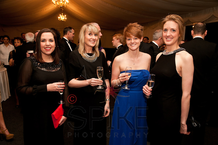 From left are Emma McCubbine of Avantigas, Helena Wootton of Browne Jacobsen, Rebecca Blaymoires of Wesleyan for Lawyers and Katherine Beggs of ABG