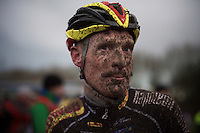 Klaas Vantornout (BEL/Sunweb-Napoleon Games) post-race<br /> <br /> Duinencross Koksijde WorldCup 2015