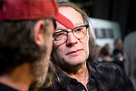 """The director of the series, Greg Nicotero attends to an event with fans of """"The Walking Dead"""" at Cines Capitol in Madrid. March 09, 2017. (ALTERPHOTOS/Borja B.Hojas)"""
